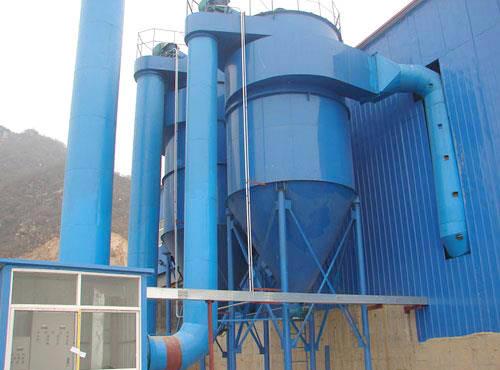 ZC-Ⅱ/Ⅲ机械回转反吹扁袋除尘器