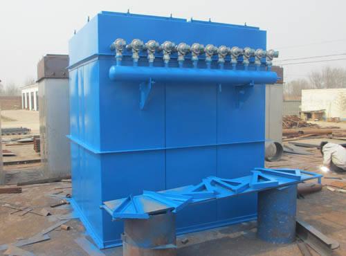 DMC(SD)型脉喷单机袋除尘器