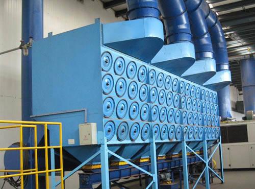 AT-LTC系列脉冲滤筒除尘器