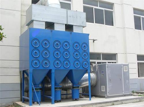 ES-C型滤筒除尘器
