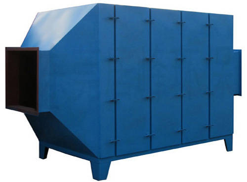 BW-TT型活性炭过滤箱(塔)