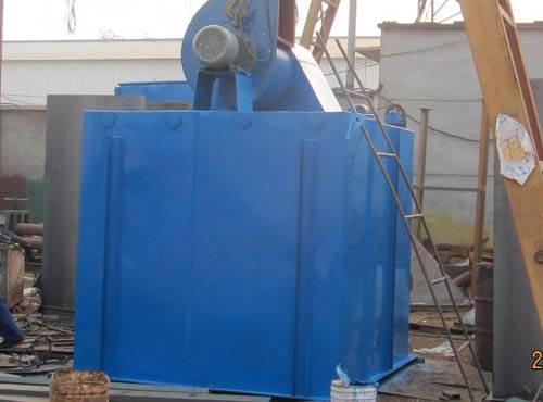 UF系列单机袋式收尘器