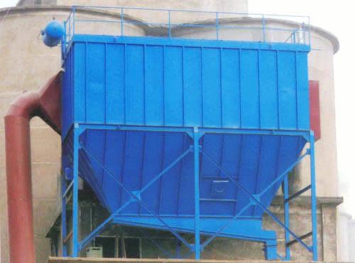 XNT型、XST型湿式旋流强化凝聚脱硫除尘器