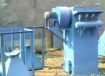 DTM型滤筒脉冲单机除尘器