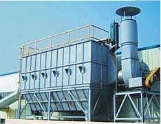 钢铁公司制氧机净化除尘器
