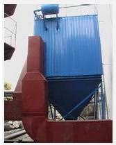 6吨锅炉袋式除尘器