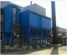 12吨锅炉布袋除尘器