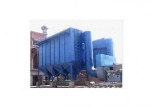 40吨锅炉布袋除尘器