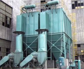 HQM型气箱脉冲袋式除尘器