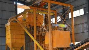 FMQD (PPC) Ⅲ型气箱式脉冲布袋除尘器