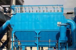 铸造厂气箱脉冲布袋除尘器