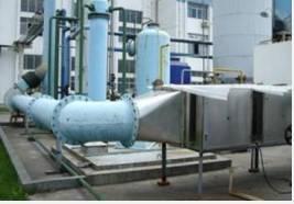 橡胶厂臭气净化脱硫除尘器