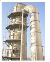 TLP滤泡脱硫除尘器