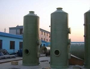 BPC系列泡沫脱硫除尘器
