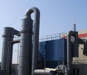 钢制台式水膜脱硫除尘器