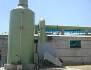 手烧炉JRC型水式脱硫除尘器